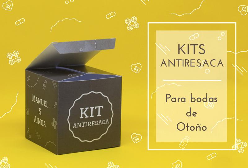 Kits anti resaca